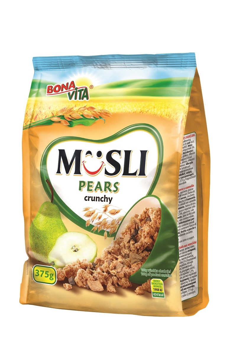 Muesli with Pears (375 g)