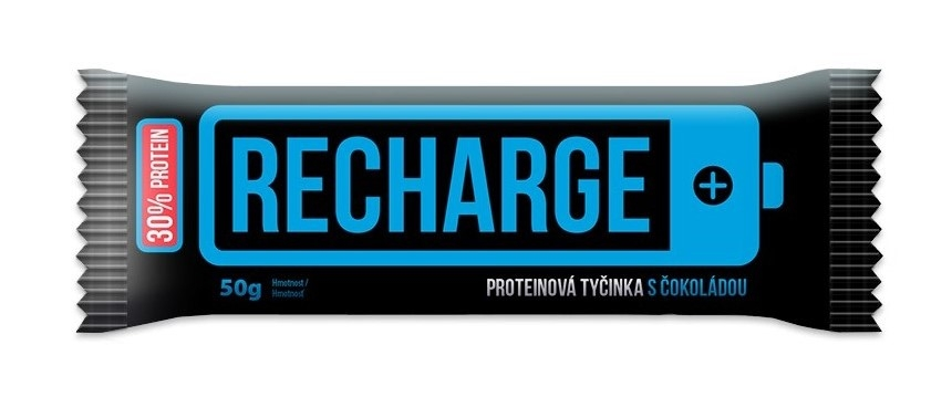 RECHARGE Bar with Chocolate (50g)