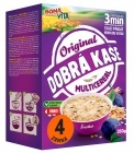 MULTICEREAL Porridge with Plums (260 g)