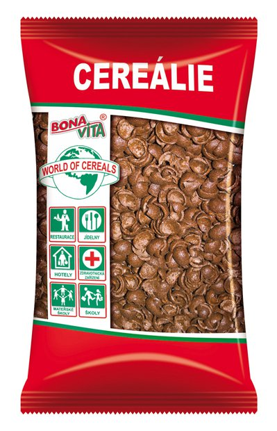 Cereal Flakes with cocoa (1kg)