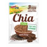 Oat porridge chia and chocolate