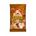 Cereal snack - Pillows with Filling with chocolate flavoring (35g)