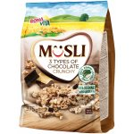 Crunchy Muesli with 3 types of Chocolate (375g)