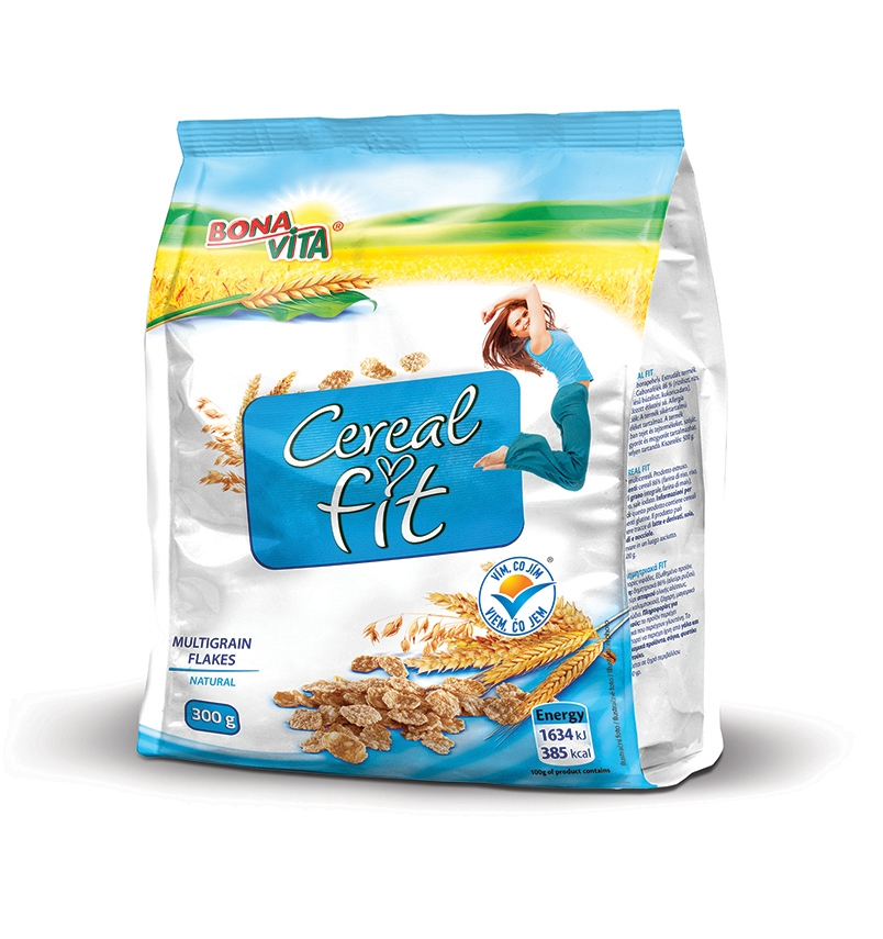 Cereal Fit (300g) - multigrain flakes