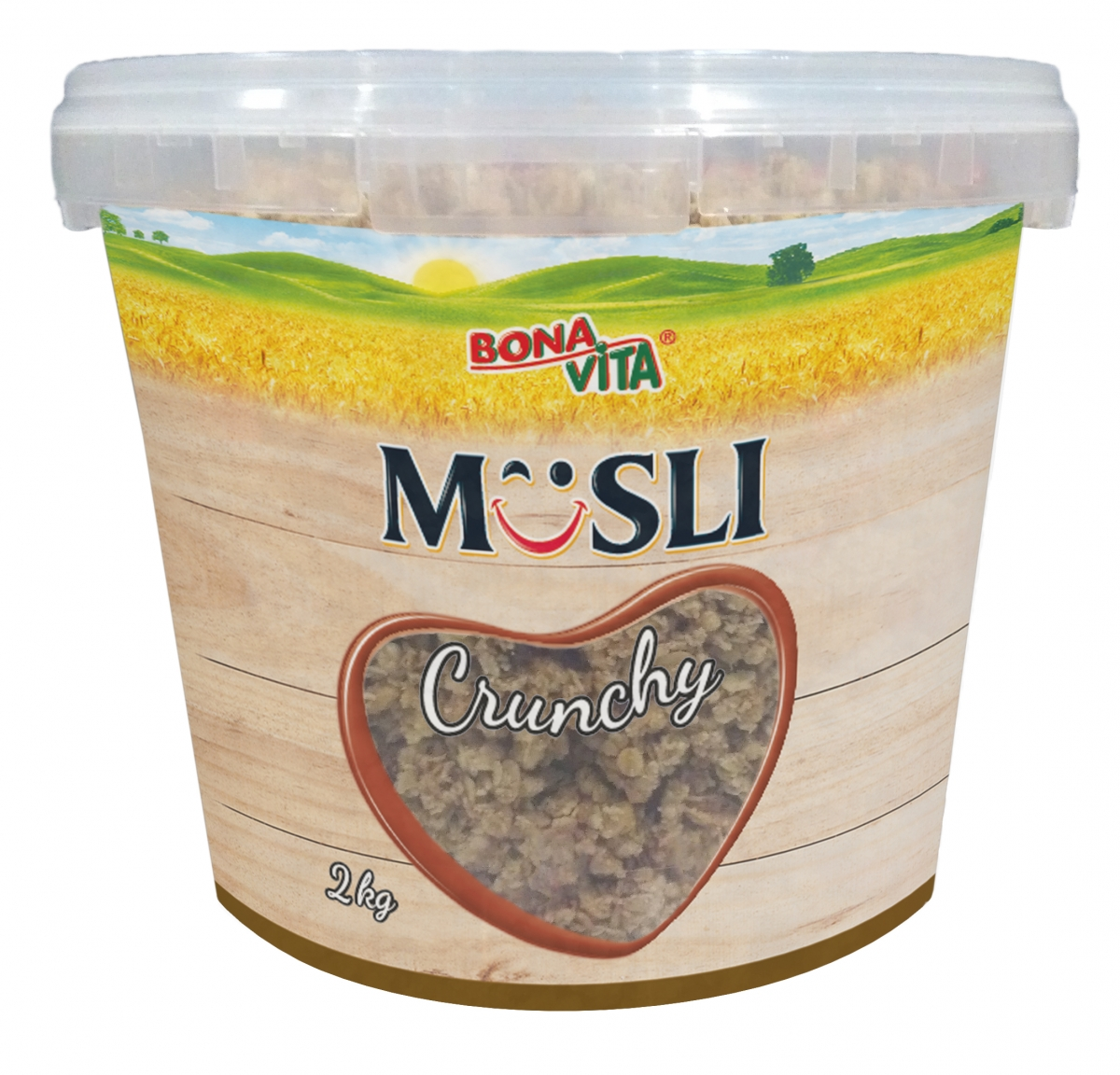 Müsli with Chocolate (2kg)